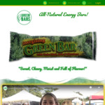 10% off Energising Green Bars: 10-Pack $31.50 (Was $35) Delivered @ GreenBars