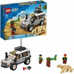 LEGO CITY Sets $15 (RRP $29.99) + Delivery ($0 with Prime/ $39 Spend) @ Amazon AU