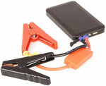 Emergency Power Bank (6000mAh) with Car Jump Starting Leads (400A Max) $34.95 w/Free Shipping (was $89.95) @ Laserco