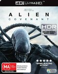 Alien Covenant 4K Blu-Ray $6.71 + Delivery ($0 with Prime / $39 Spend) @ Amazon AU