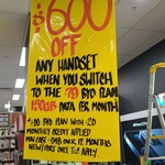 $600 off Any Mobile Phone When Porting to $99/Mo Telstra SIM Only Plan (+ $20 Monthly Credit, over 12 Months) @ JB Hi-Fi