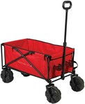 Wanderer Rugged Cart Beach Wagon $119.99 (Was $159.99) + $14.99 Delivery ($0 C&C) @ BCF