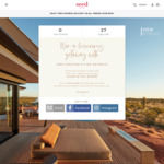 Win a Mother's Day Retreat for 2 Worth $4,035 from Seed Heritage
