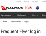 Qantas - Get up to 50% more Qantas Points when you top-up