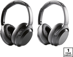 Bauhn Wireless Noise-Cancelling Headphones HE190067 $79.99 @ ALDI