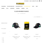 Free Richmond FC 2020 Member Hats, Scarves and Beanies with $9.95 Shipping @ Tigerland Superstore