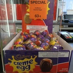 Cadbury Creme Egg $0.65 Each @ EG Fuel
