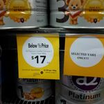 [QLD] A2 Platinum Toddler Formula 3 $17 (Was $35.60) @ Drakes IGA Rochedale South