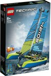 LEGO Technic Catamaran 42105 $35 (Limited Stock, Was $69) in-Store Only @ BIG W