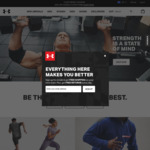 30% off Almost Everything @ Under Armour