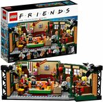 LEGO FRIENDS Ideas 21319 Central Perk Building Kit for $69 Delivered @ Amazon AU