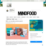 Win a Locako Prize Pack Worth $250 from MiNDFOOD