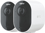 Arlo Ultra 2 Spotlight 4K Camera (2 Pack) $639 + Delivery (Free C&C) @ The Good Guys