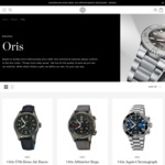 25% off All Oris Watches @ StarBuy