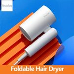 US$2 off: Showsee Foldable Hair Dryer Negative Ion 1800W US$25.89 (~A$35.50) Delivered @ Xiao_mi Global Store