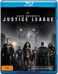 Zack Snyder's Justice League (Blu-Ray) $10 + Delivery ($0 with Prime/ $39 Spend) @ Amazon AU