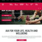 1000 AIA Vitality Points for Fully Vaccinated Members @ AIA Health Insurance