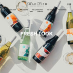 Madfish Shiraz 2017 (Margaret River) - 12 Bottles - $84 + Delivery @ Madfish Wines