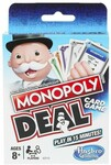 Monopoly Deal Card Game $4 (C&C) @ Big W