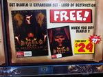 Diablo 2 + Diablo 2 Lord of Destruction $29 @ JB Hi-Fi. $23.20 Using The 20% off Games Offer!