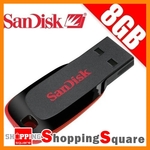 New SanDisk Cruzer Blade 8GB USB Stick - AU $4.85 Each + Free Del in Aus - Apus Auction Express