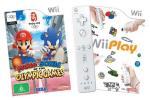 Mario Sonic Game and Wii Play $99 @ Target