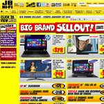 JBHIFI 30% off IPod Docks, Discounts on Laptops,
