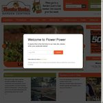Plants and Plant Related 20-90% off Flower Power CASULA Only