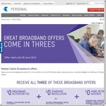 Telstra Bigpond T-Bundle 200GB $80/Mth