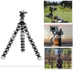 """4.53"""" Flexible Tripod Stand Grip for Camcorder Digital Camera-US $0.01 Delivered from Tmart"""