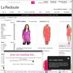 30% OFF More Than 5800 Items on La Redoute.com