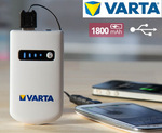 Varta Professional V-Man Portable Charge 1800mAh $9.95 + Shipping