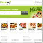 MENULOG 10% off Your Order with Code BFD9D3