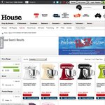 House Online - KitchenAid Artisan Stand Mixer ONLY $599! + FREE Shipping!