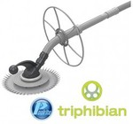 Poolrite Triphibian Pool Cleaner $75 (Save $104 OFF by Using Coupon) + $10 Shipping