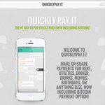 """Free $5 to Pay Friends Via QuicklyPay.it (App) """"Requires Friend"""" LIMITED"""