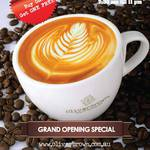 Buy One Get One Free - Oliver Brown Belgian Chocolate Cafe - Chatswood NSW