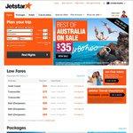 Syd/Melb/Adel/Bris/Perth/Darwin to Bali: Jetstar - $88 One Way (from $116 Return)