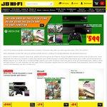 XB1 (Kinect) AC Unity Bundle + 4 Games $599, XB1 Call Of Duty AW 1TB Bundle +2 Games $599@JBHiFi