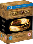 Lord of The Rings Trilogy: Extended Limited Edition Blu-Ray $30.17 Delivered @ Zavvi.com + MORE