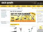 Dick Smith - Big Discounts on Fitness Equipment Plus Free Delivery