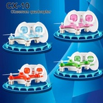 Cheerson CX-10 Mini 2.4g LED RC Quadcopter Lowest Price USD $14.89 Shipped @ Lightake