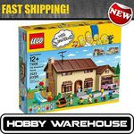 Lego Simpsons House $231.20 delivered from Hobby Warehouse eBay (RRP $329)