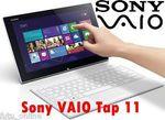 "Sony Vaio Tap Ultrabook 11.6"" Intel i5 128GB 4GB - $799.20 @ Futu Online eBay"