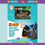 Lego 75095 UCS Tie Fighter $239 @ Target