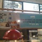 Add Reg Mexicrinkles, Chips, Drink & Dip for $3 with Any Burrito @ Salsas [Tea Tree Plaza, SA]