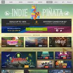 [PC] GOG.com: Indie PiñAta -- Mystery Games for US $3 (AU $4.29), Deals up to 80% off