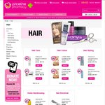 50% off Haircare at Priceline (Excludes Ego, Regaine, Hair Accessories) 2 Days Only