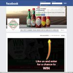 Tabasco - Win a Trip to Kennedy Space Center (Florida, USA) or 1 of 60 Good Food Gift Cards