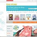 50% off Most Books at Scholastic Australia Online